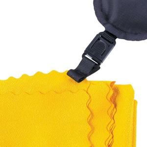 rýchloschnúci uterák Spokey NEMO 40 x 40 cm, žltý, Spokey