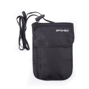 Cestovný peňaženka na krk Spokey INTERCITY 1 čierna, Spokey