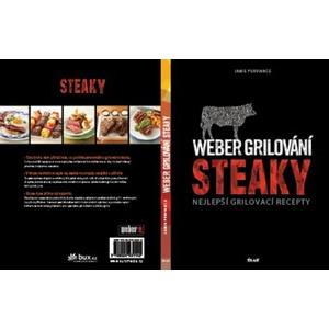 Weber grilovanie steaky CZ, Weber
