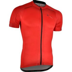 Pánsky cyklistický dres Silvini CENO MD1000 red-black, Silvini