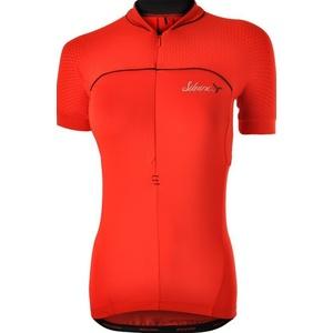 Dámsky cyklistický dres Silvini CATIRINA WD1002 red, Silvini