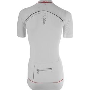Dámsky cyklistický dres Silvini CATIRINA WD1002 white-red, Silvini