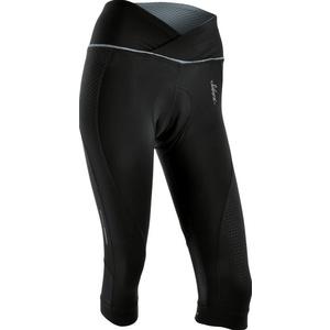 Dámske 3/4 cyklistické nohavice Silvini TINELLA WP1010 black, Silvini