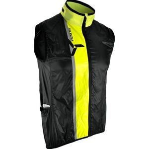 Cyklistická vesta Silvini GARCIA MJ803 black-neon, Silvini
