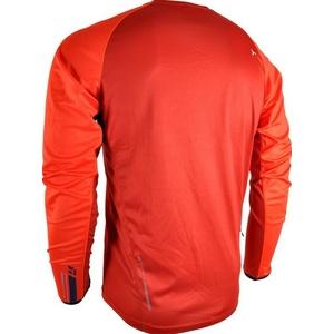 Pánske MTB triko Silvini česanie MD1001 orange-navy, Silvini