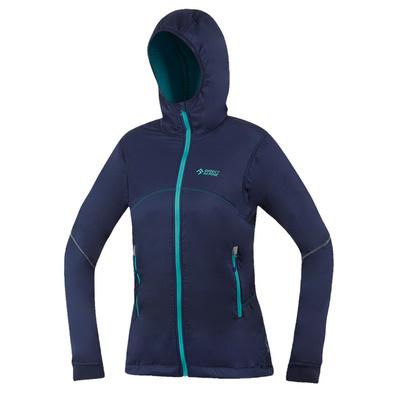 Bunda Direct Alpine Bora Lady indigo / mentol, Direct Alpine