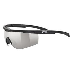Športové okuliare Uvex SPORTSTYLE 117 Black Mat (2216), Uvex