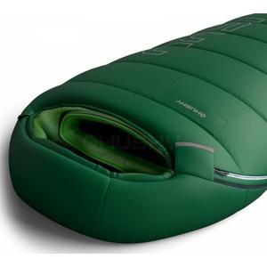 Spacie vrece Husky Outdoor Monti -11°C zelený, Husky