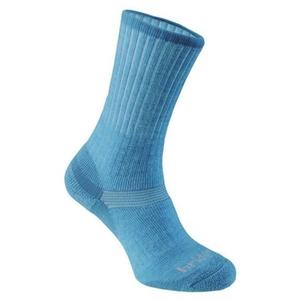 Ponožky Bridgedale Merino Hiker Women's sky/402, bridgedale