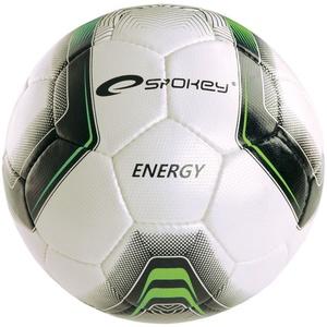 Futbalový lopta Spokey ENERGY bielo-zelený vel.4, Spokey