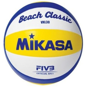 Lopta beach volejbal Mikasa VXL-30, Mikasa