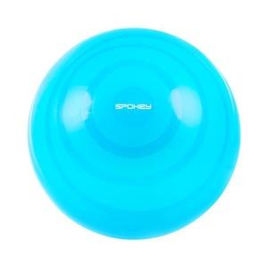 Gymnastický lopta Spokey FITBALL FLEX 65 cm vrátane pumpičky tyrkysový, Spokey
