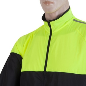 Pánska bunda Sensor NEON čierna / žltá reflex 17100115, Sensor