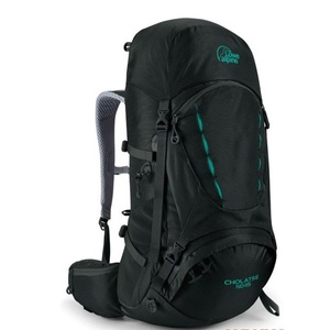 Batoh Lowe alpine Cholatse ND 45 black / bl, Lowe alpine