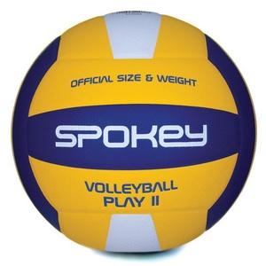 Volejbalový lopta Spokey PLAY II žlto-modrý vel.5, Spokey