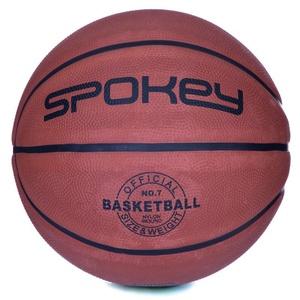 Basketbalový lopta Spokey BRAZIRO II hnedý veľkosť 7, Spokey