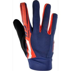 Pánske rukavice Silvini GATTOLA MA1019 navy-orange, Silvini