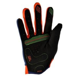 Detské rukavice Silvini CERVO CA1027 navy-orange, Silvini