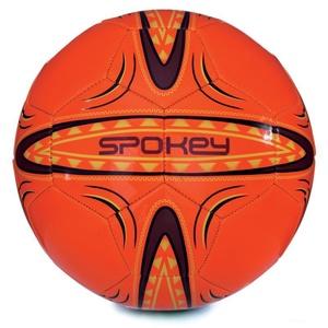 Futbalový lopta Spokey FERRUM oranžovo-čierny, Spokey