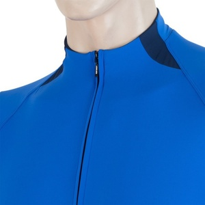 Pánsky cyklo dres Sensor CYKLO RACE modrá 17100061, Sensor