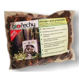 Biowash Mydlové orechy na pranie 500g, Biowash