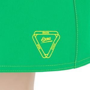 Dámska cyklistická sukňa Sensor CYKLO LUNA zelená 15100115, Sensor