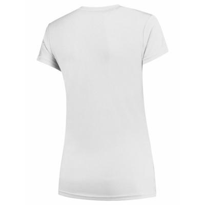 Dámske funkčnou triko Rogelli PROMOTION Lady, biele 801.220, Rogelli