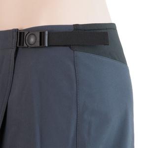 Dámska cyklistická sukňa Sensor CYKLO LUNA sivá 17100101, Sensor