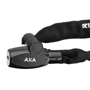 Zámok AXA Rigid chain RCC 120 kľúč čierny 59542095SS, AXA