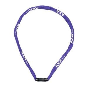 Zámok AXA Rigid chain RCC 120 kód fialový 59540395SS, AXA