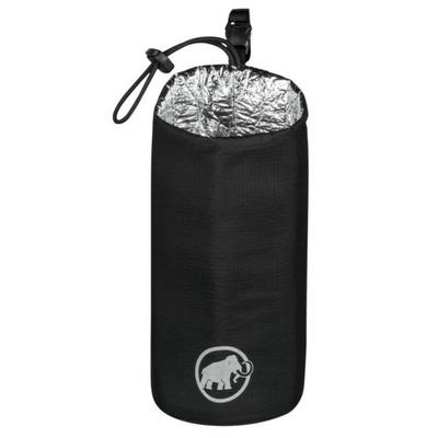 Pozdravy Mammut Doplnok držiak na fľašu izolované, Mammut