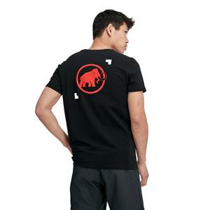 Pánske tričko Mammut Logo T-Shirt Men (1017-07295) black PRT2, Mammut