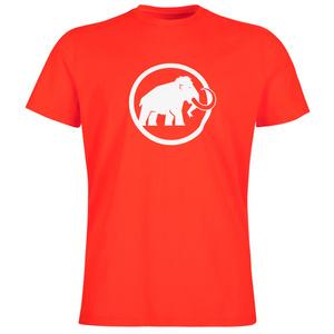 Pánske tričko Mammut Logo T-Shirt Men (1017-07295) spicy