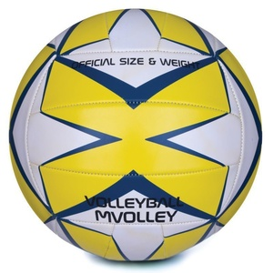 Volejbalový lopta Spokey MVOLLEY žltý, Spokey