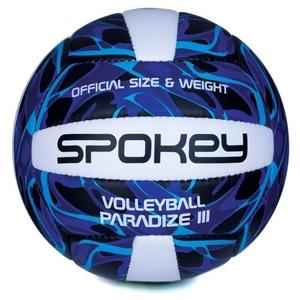 Volejbalový lopta Spokey PARADIZE III modro-biely vel.5, Spokey