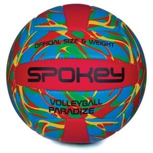 Volejbalový lopta Spokey PARADIZE III ružový vel.5, Spokey