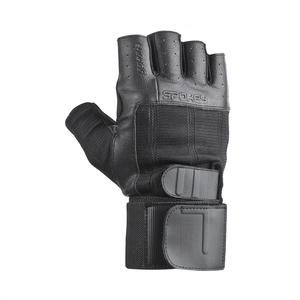Fitness rukavice Spokey GUANTO II čierne, Spokey