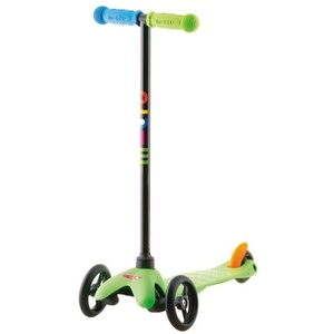 Kolobežka Mini Micro Sporty Neon Green, Micro