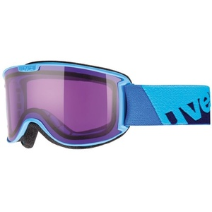 Lyžiarske okuliare Uvex UVEX SKYPER, cyan / psycho (4022), Uvex