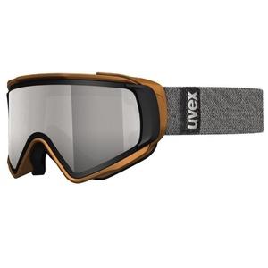 Lyžiarske okuliare Uvex jakk TAKE OFF POLA, black mat / litemirror red (2026), Uvex