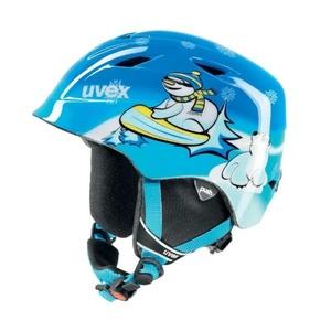 Lyžiarska helma UVEX AIRWING 2, blue snowman (S566132240*), Uvex
