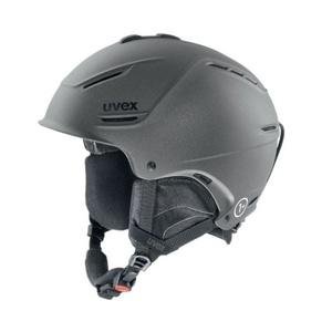 Lyžiarska helma UVEX P1US, gun met mat (S566153550*), Uvex