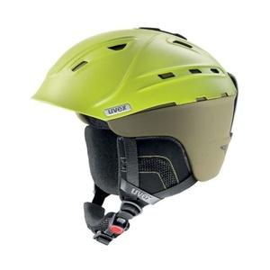 Lyžiarska helma UVEX P2US, mossy-green mat (S566178500*), Uvex