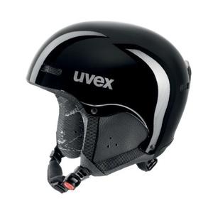 Lyžiarska helma UVEX HLMT 5 JUNIOR, black (S566154220*), Uvex