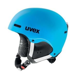 Lyžiarska helma UVEX HLMT 5 JUNIOR, blue mat (S566154440*), Uvex