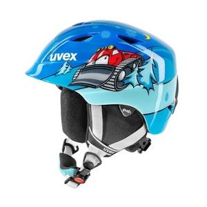 Lyžiarska helma UVEX AIRWING 2, caterpillar blue (S566132420*), Uvex