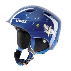 Lyžiarska helma UVEX AIRWING 2, blue shark (S566132470*), Uvex