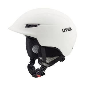 Lyžiarska helma UVEX GAMMA, white mat (S566189100*), Uvex