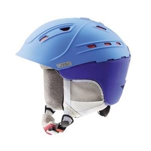 Lyžiarska helma UVEX P2US WL, blue-red mat (S566178430*), Uvex