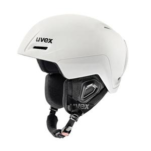 Lyžiarska helma UVEX JIMM, white mat (S566206100*), Uvex